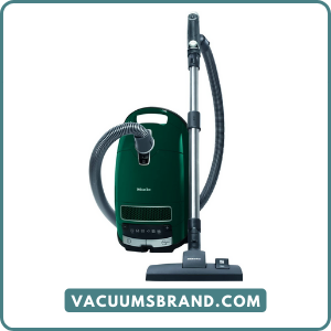 Miele Complete C3 Alize- Powerful cleaning vacuum
