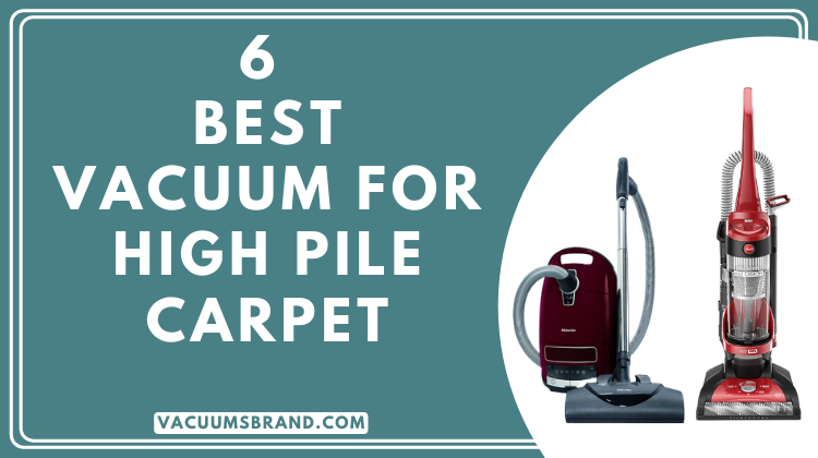 6 Best Vacuum for High Pile Carpet 2021 [Tested] – Vacuumsbrand