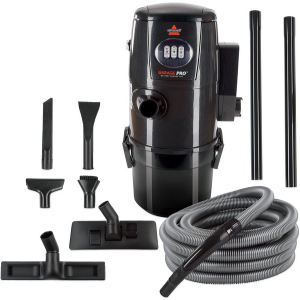 4) BISSELL Garage Pro Wall-Mounted Wet Dry Car Vacuum